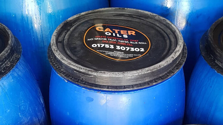 CATER OILS LTD cover image