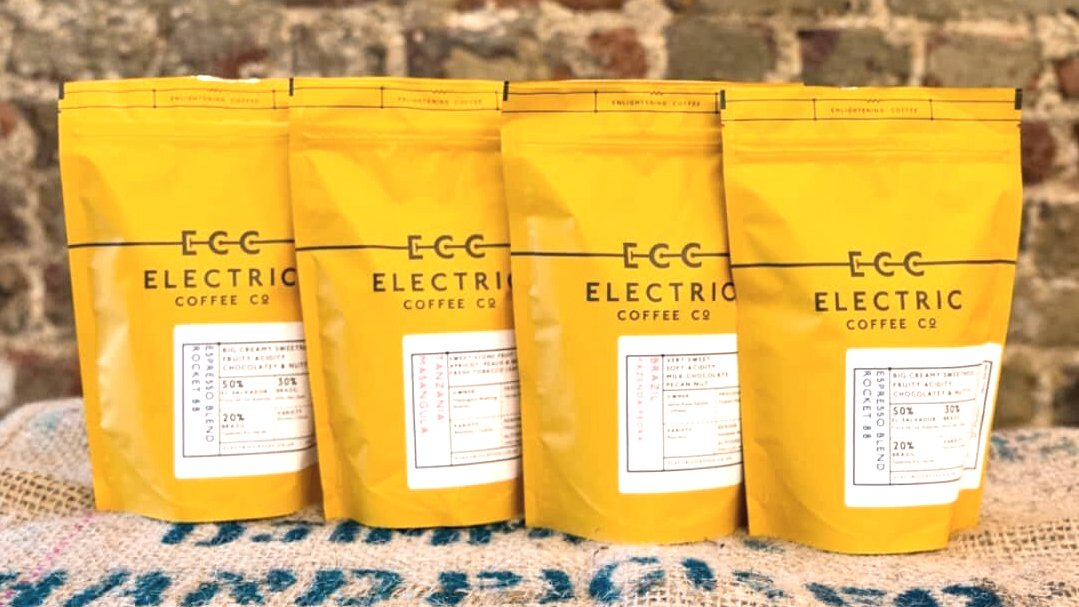 Electric Coffee cover image