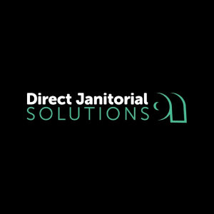 Direct Janitorial Solutions logo image