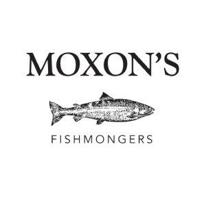 Moxon's Fishmongers logo image