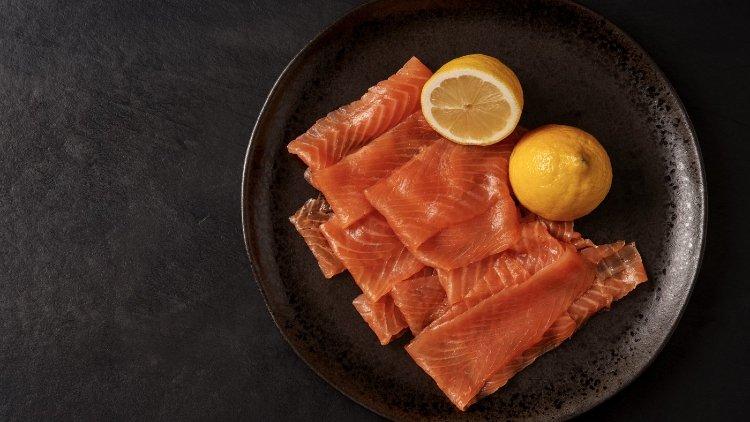 Goldstein Smoked Salmon cover image