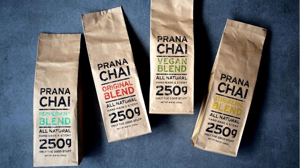 Prana Chai UK cover image