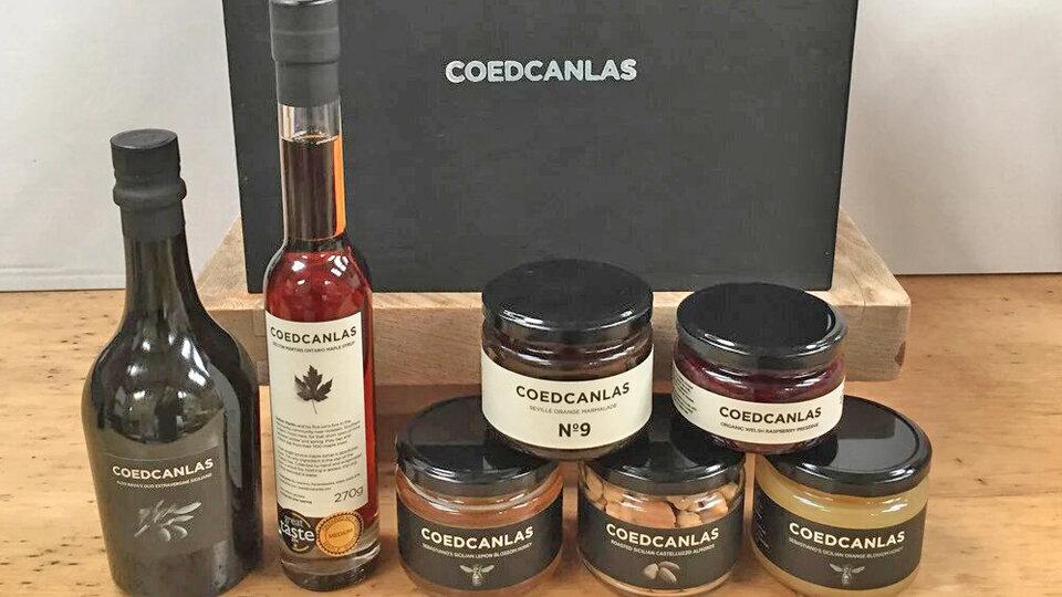 Coedcanlas cover image