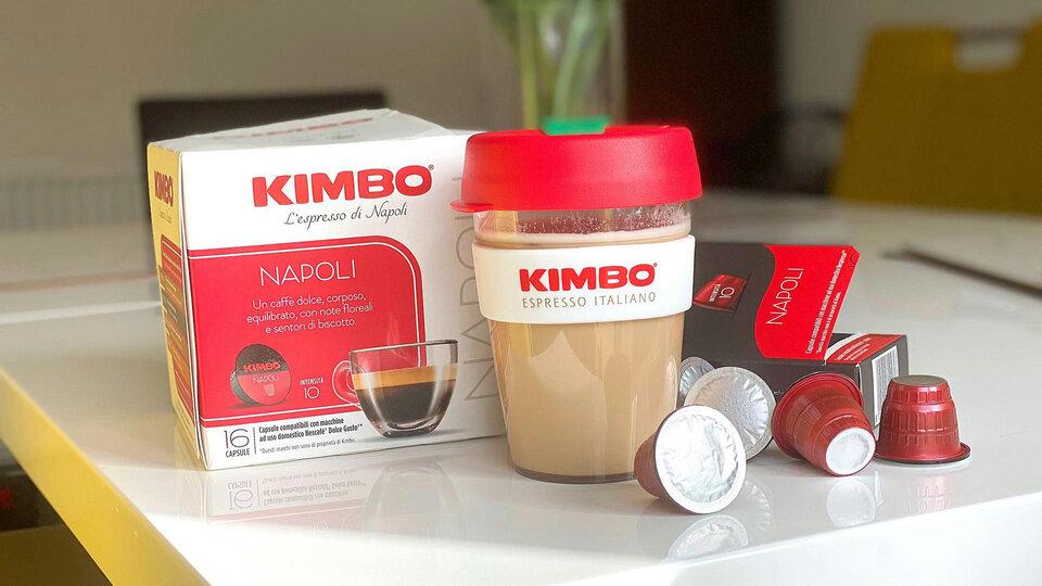 Kimbo cover image