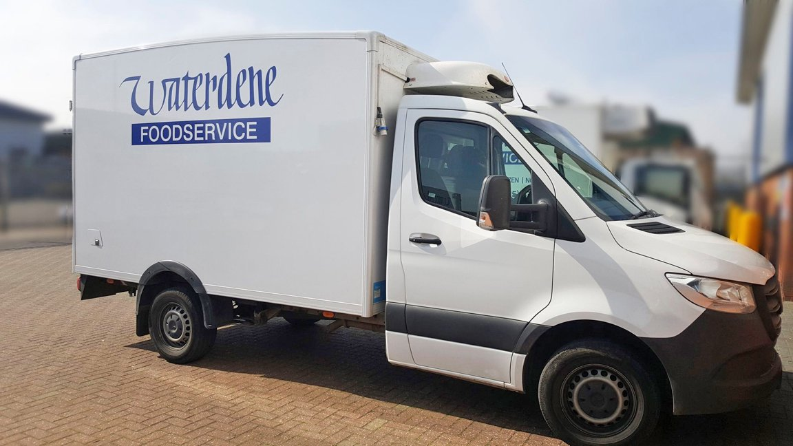 Waterdene Food Service cover image