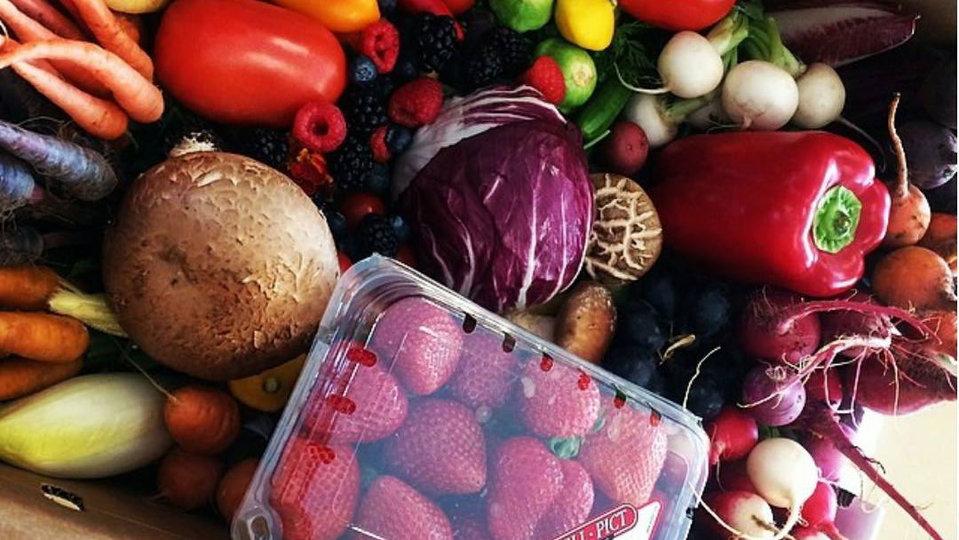 Nature's Produce (LA) cover image
