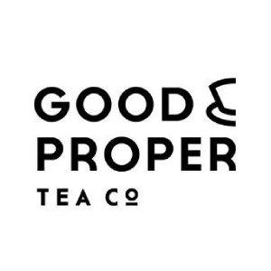 Good & Proper Tea logo image