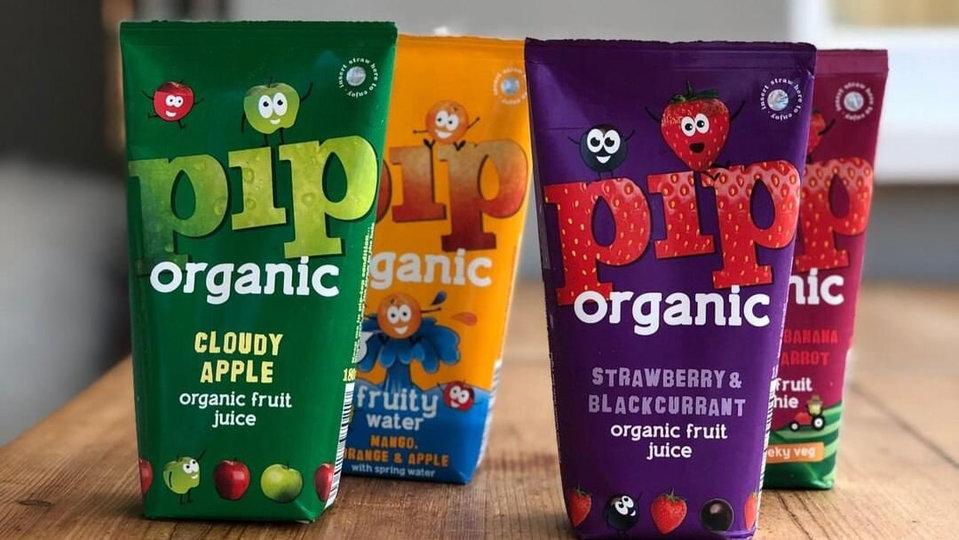 Pip Organic cover image