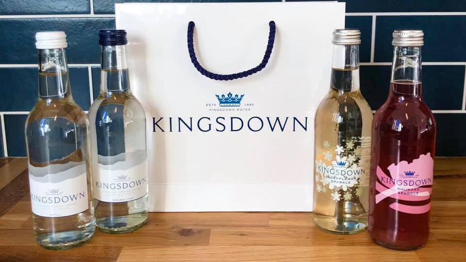 Kingsdown Water cover image