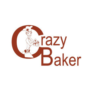 Crazy Baker logo image