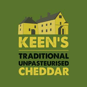 Keens Cheddar logo image