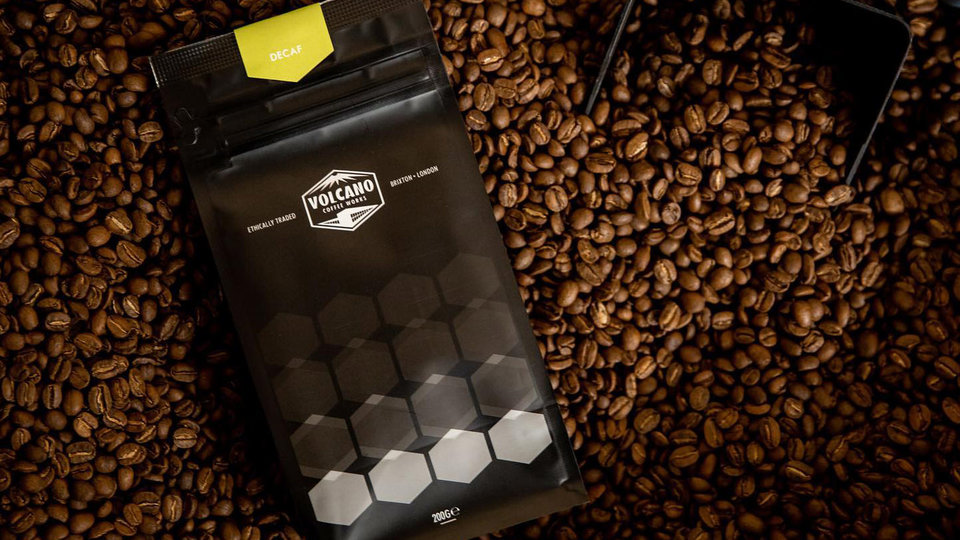 Volcano Coffee cover image