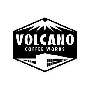 Volcano Coffee logo image