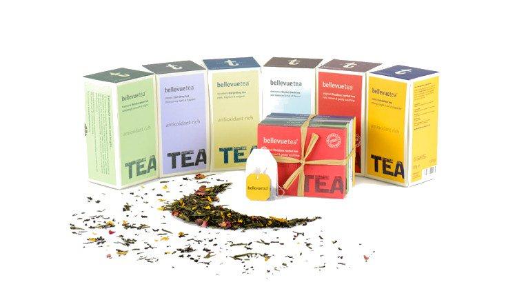 Bellevue Tea cover image