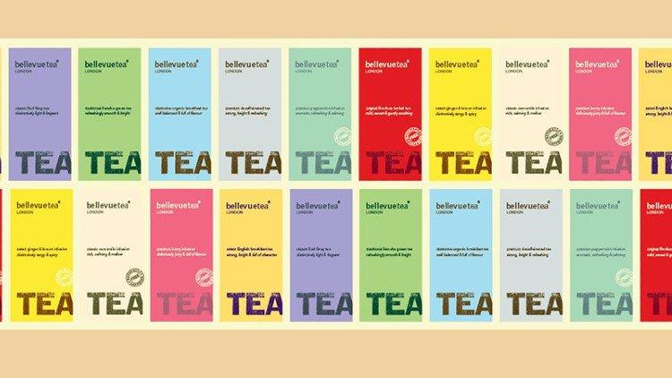 Bellevue Tea logo image