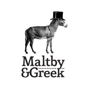 Maltby and Greek logo image