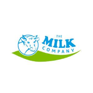 The Milk Company logo image