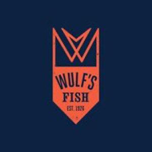 Wulf's Fish logo image