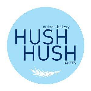 Hush Hush Chefs logo image