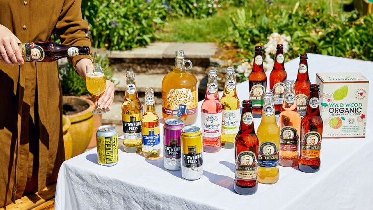 Westons Cider cover image