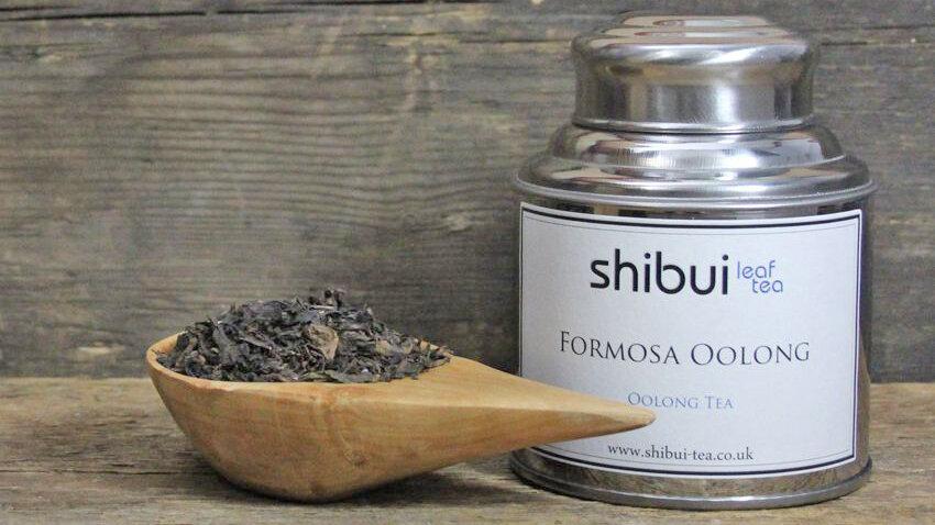 Shibui Tea cover image