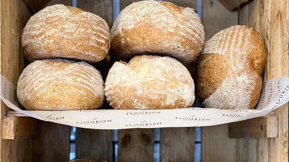 Flourish Bakery cover image