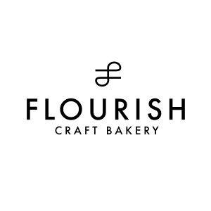 Flourish Bakery logo image