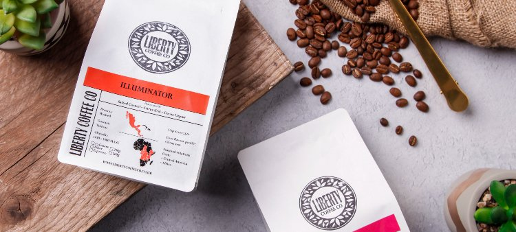 Liberty Coffee Roasters cover image