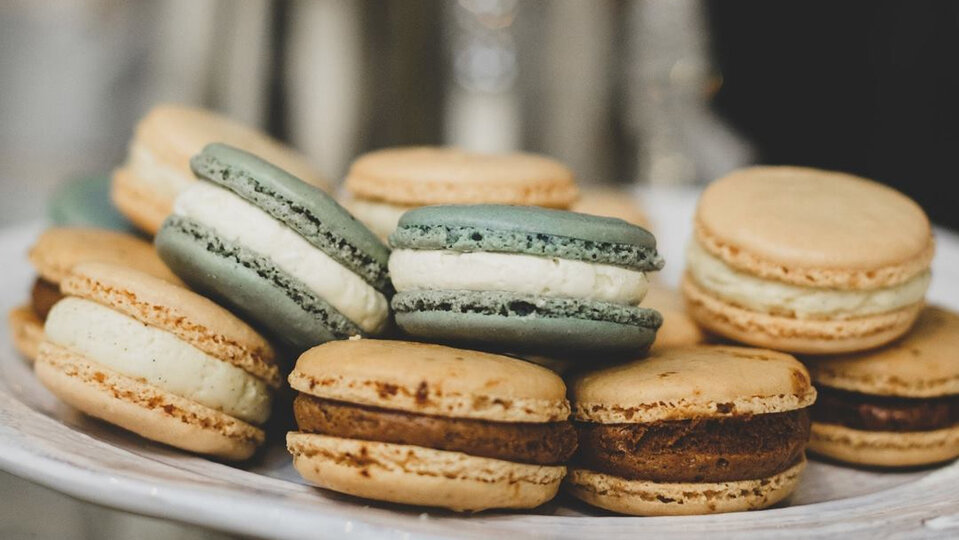 Macaron Cafe cover image