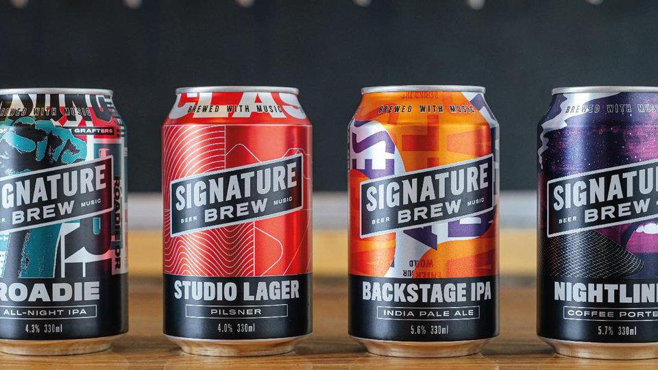 Signature Brew cover image