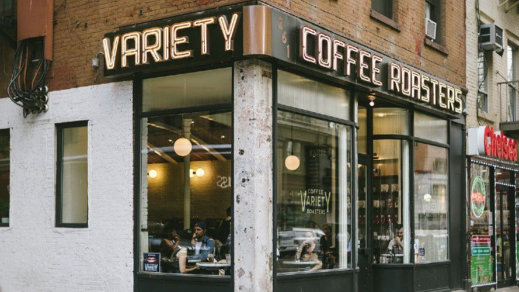 Variety Coffee Roasters cover image