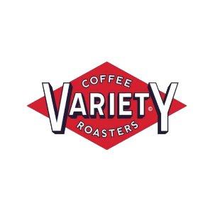 Variety Coffee Roasters logo image
