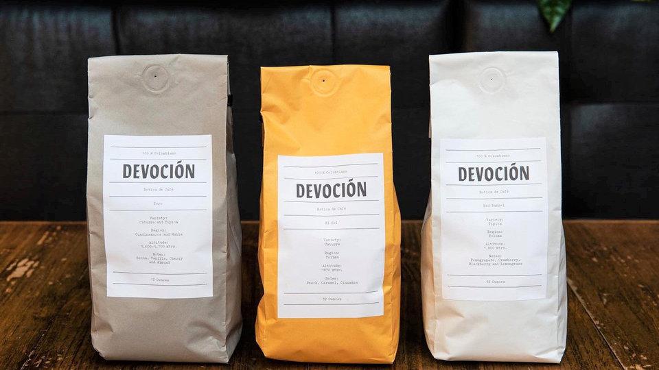 Devocion cover image