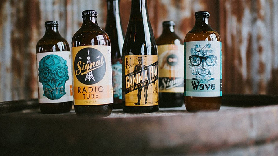 Signal Brewery cover image