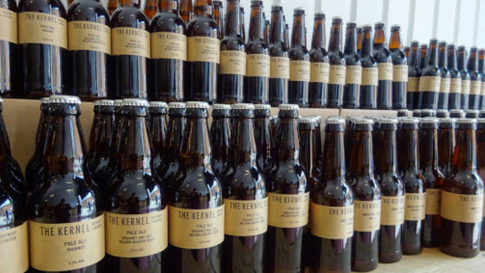 The Kernel Brewery cover image