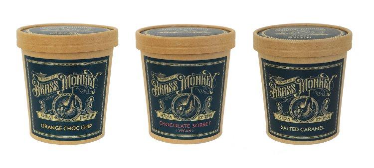 Brass Monkey Ice Cream cover image