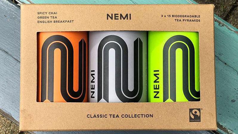 Nemi Teas cover image