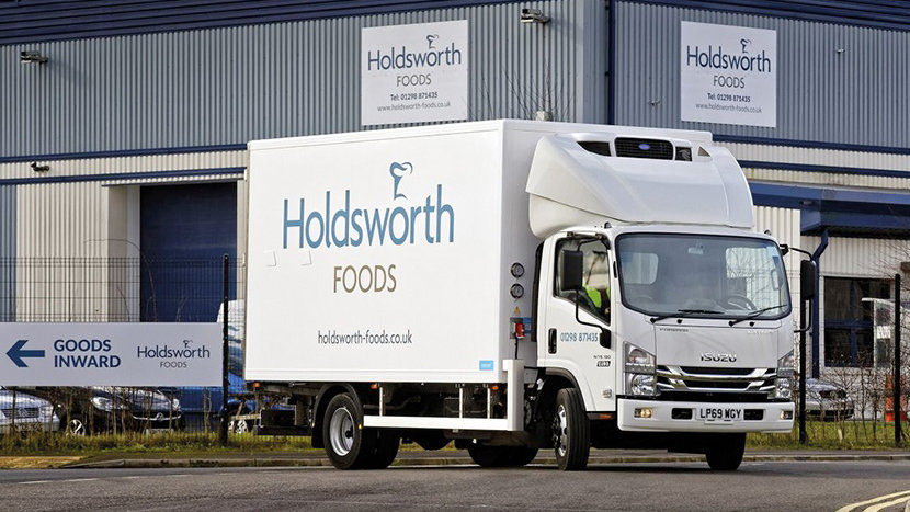 Holdsworth Foods cover image
