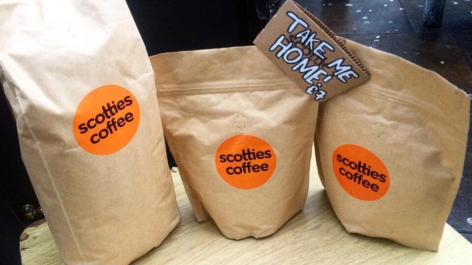 Scotties Coffee cover image