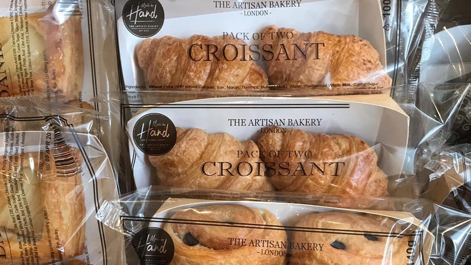 The Artisan Bakery cover image