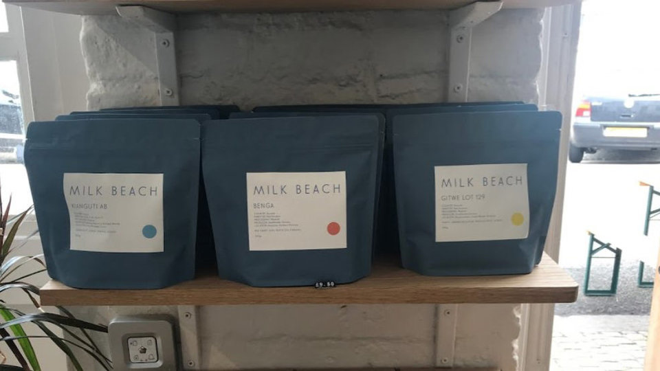 Milk Beach Roasters cover image