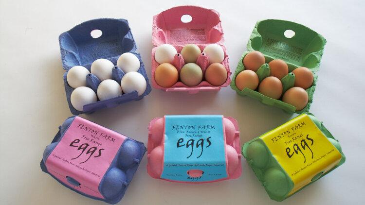 Fenton Farm Eggs cover image