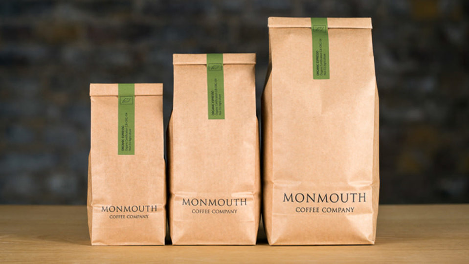 Monmouth Coffee cover image
