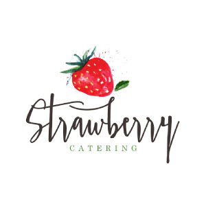 Strawberry Catering logo image