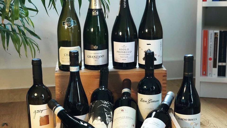 Astrum Wine Cellars cover image