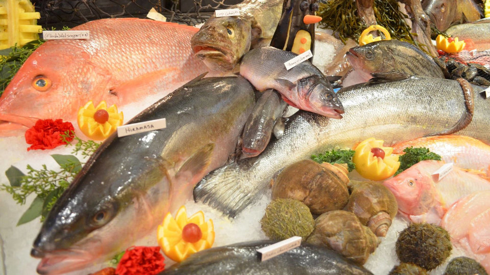 Northeast Seafood Products cover image