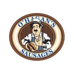O'Hagan's Sausages logo image