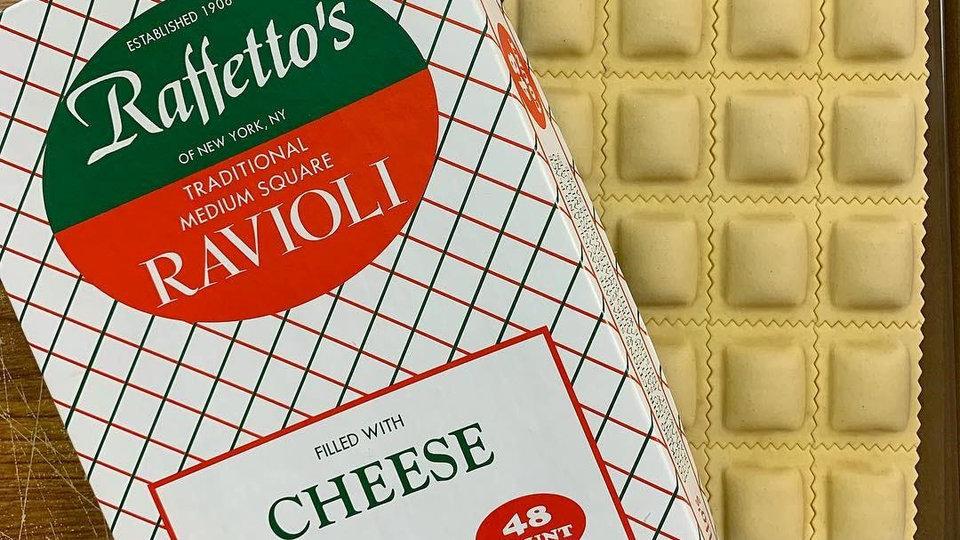 Raffettos Pasta cover image