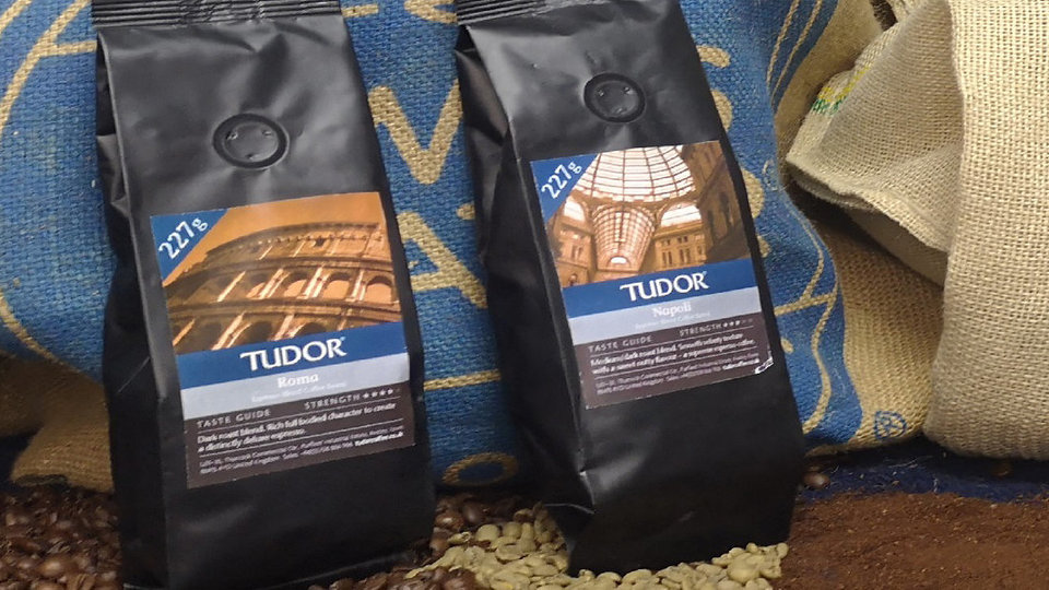 Tudor Coffee UK cover image