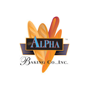 Alpha Baking logo image